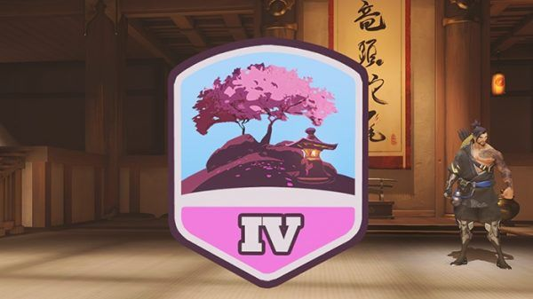 Here are your Overwatch Season 4 rewards and the CP gained for each rank after update 2.05