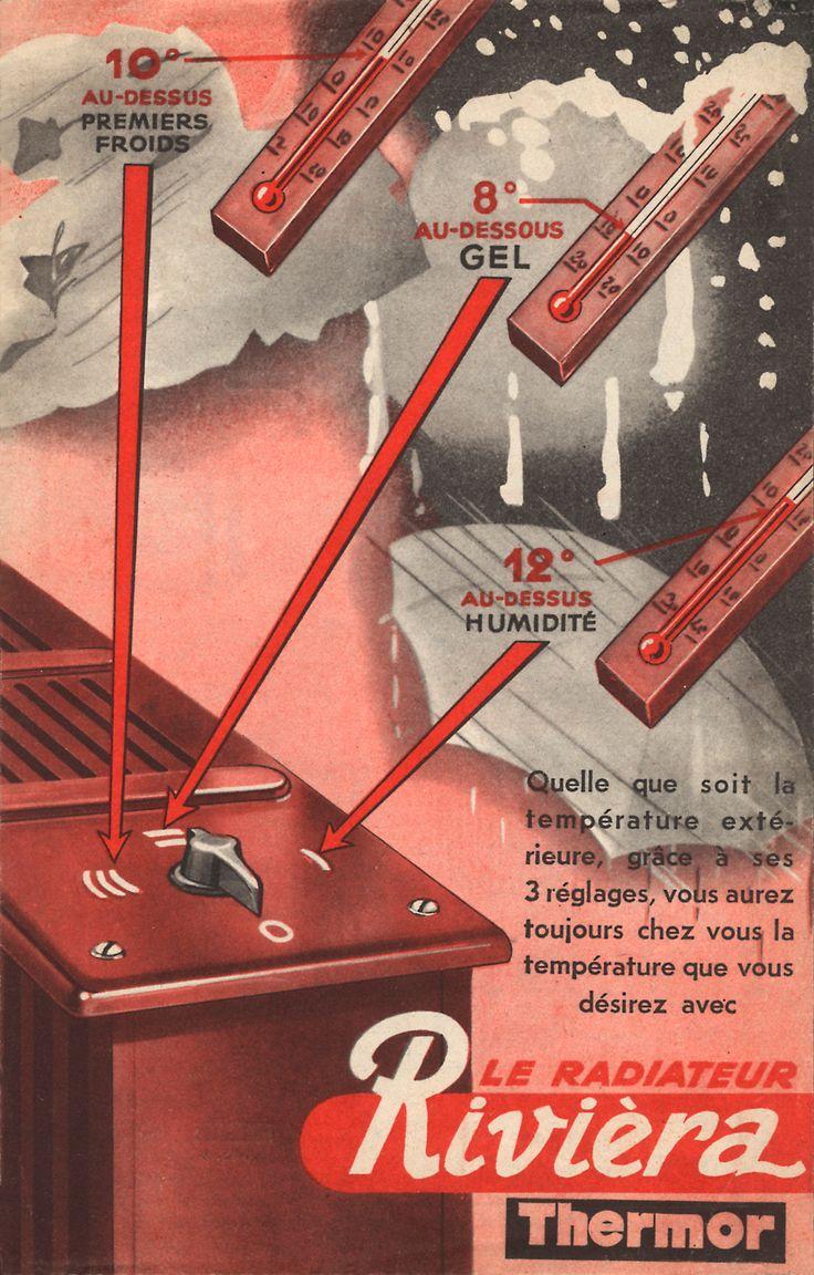 Meer dan 1000 ideeën over radiateur thermor op pinterest   plaque ...