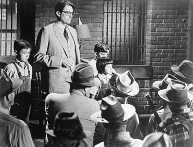 Why is atticus the most courageous character?