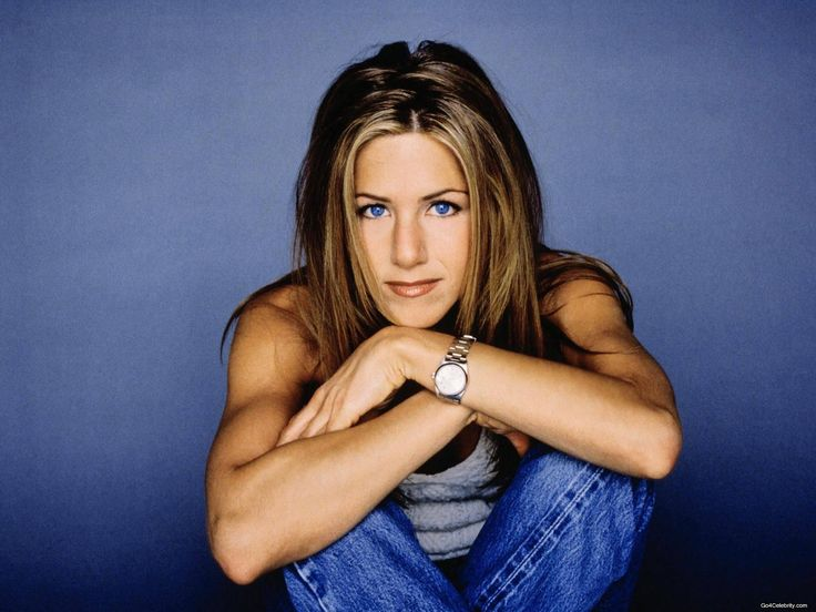 There was never a time when I didn't know the name Jennifer Aniston. The classic...Read More »