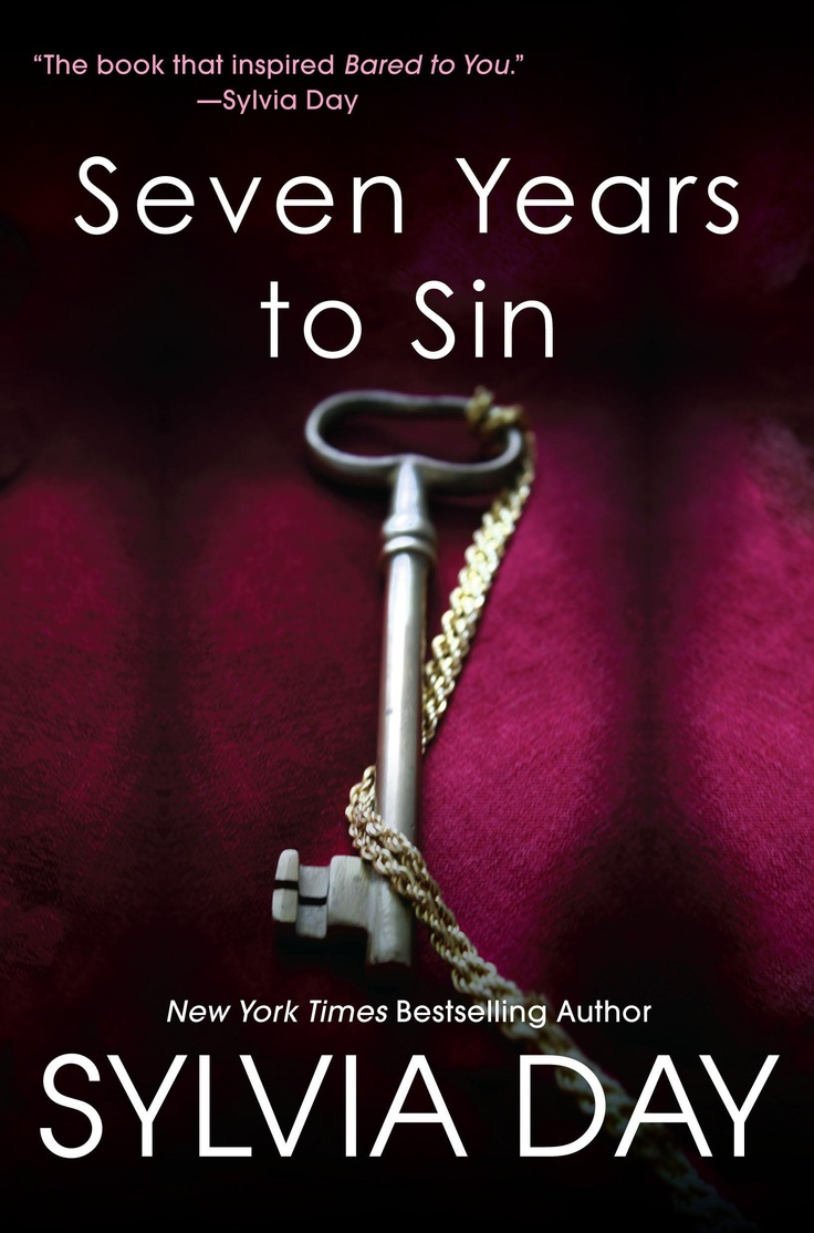 Seven Years To Sin - Sylvia Day Maybe I'll read this during the wait!
