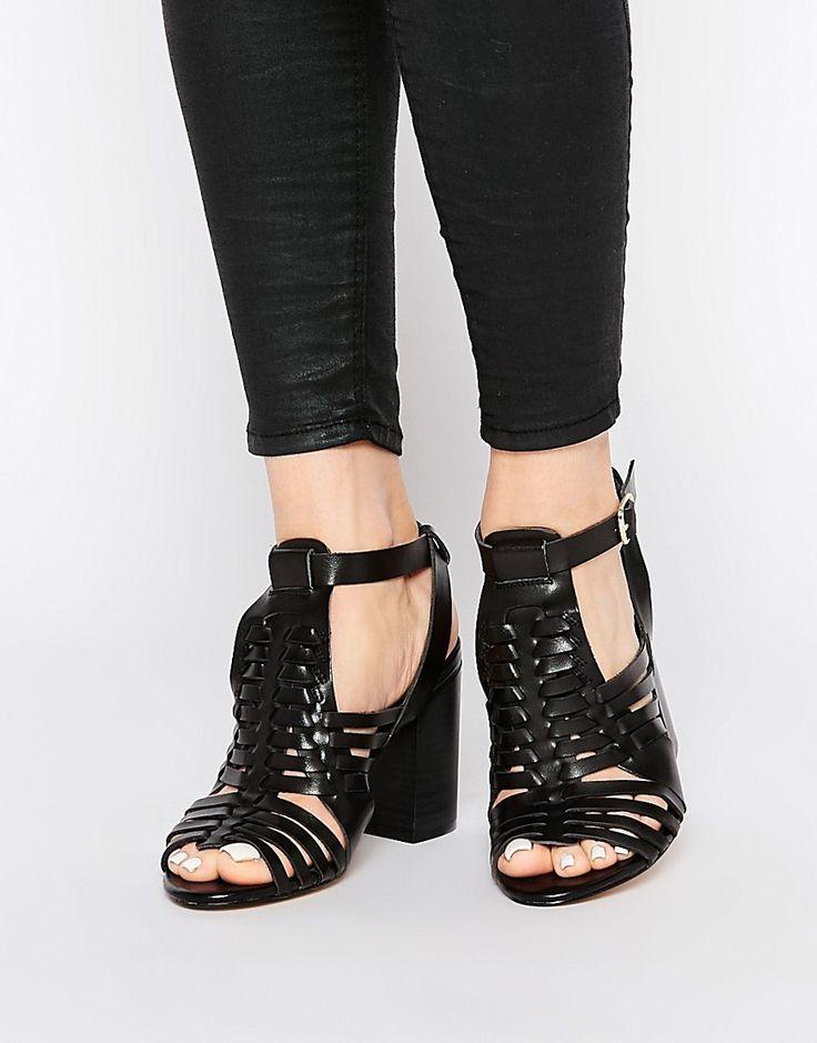 New+Look+Weave+Block+Heel+Sandals