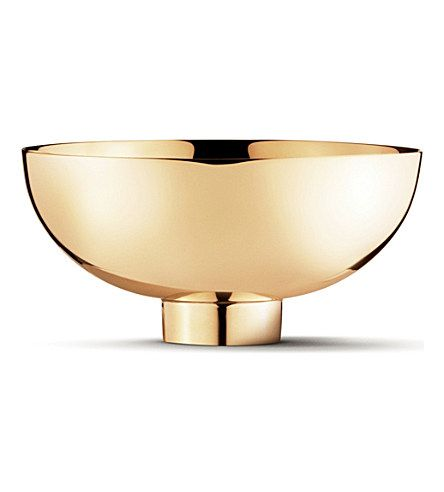 GEORG JENSEN ILSE small brass bowl