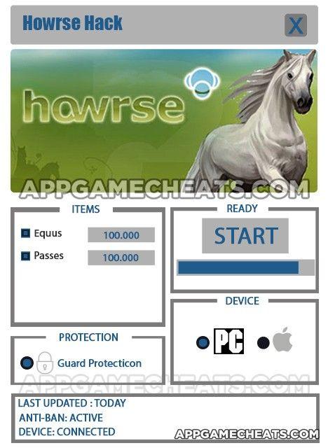 howrse hack ohne download