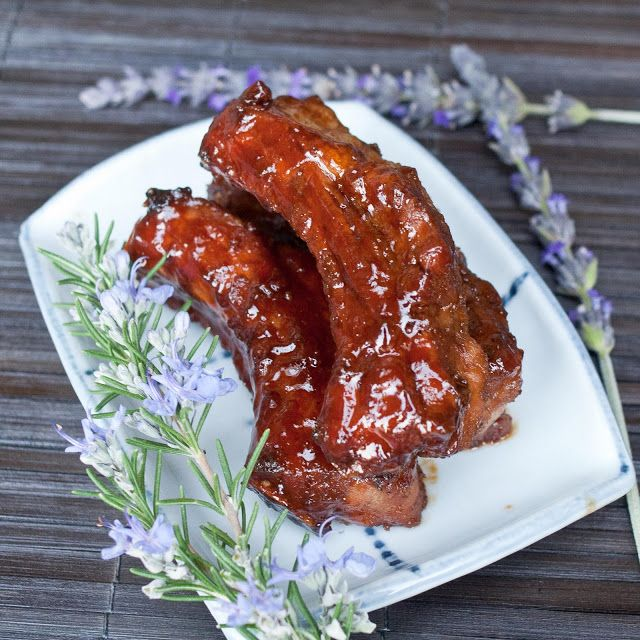 Sweet sour spare ribs heco recipes
