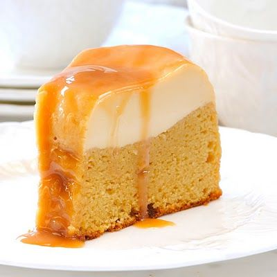 Flan Cake--with recipe and fool-proof instructions