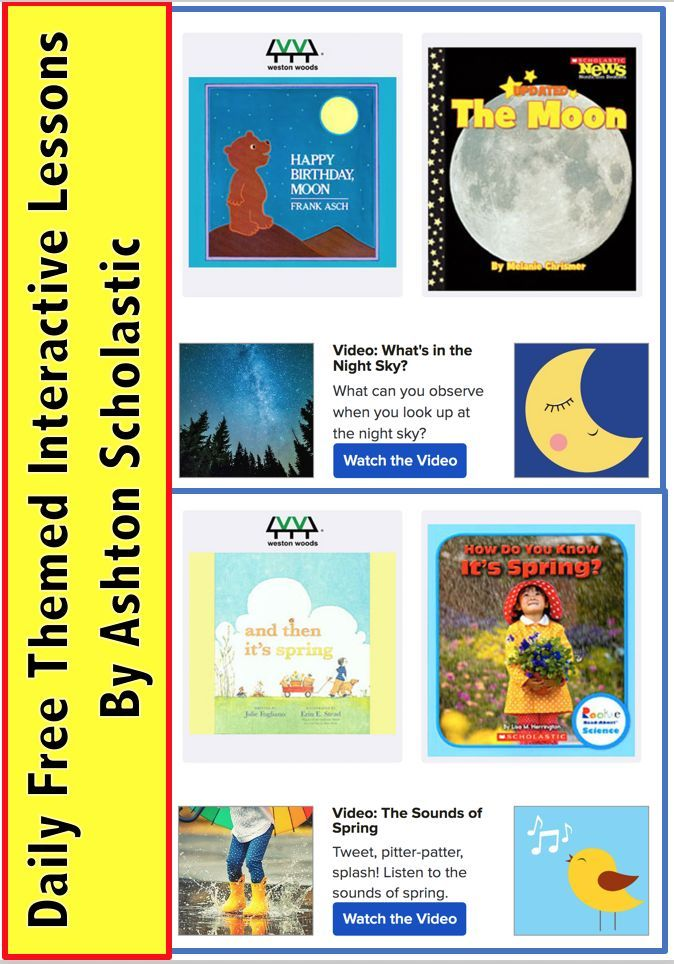 Pin On Resources For Families During School At Home Time