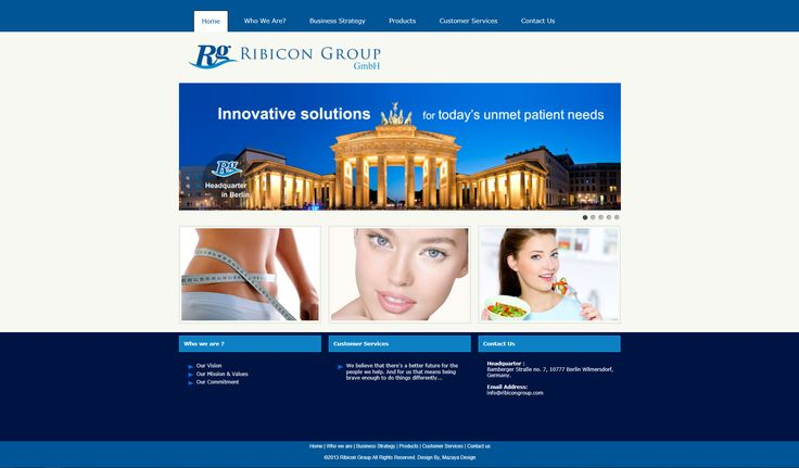 Is a newly established independent German company which includes Ribicon Pharma and Ribicon Consultancy & Services. Ribicon Pharma markets medicines, OTC products , Cosmetics , Medical devices & supplies and food supplements. Rph involves in the marketing , sales and distribution of different Brands and complete products range which are related to Weight losing , Male sexual enhancement , Cosmetics & Dermo-Cosmetics, Food Supplements and Specialized Pharma products.