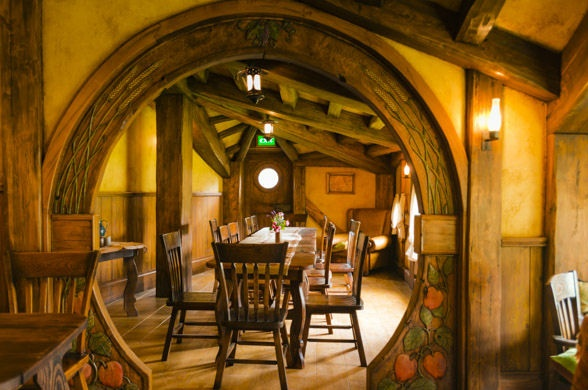 Bag End,  New ZealandGreen Dragons, Kitchens Design, Tiny House, Hobbit Hole, Hobbit Home, The Hobbit, Cob House, Hobbit Houses, Middle Earth
