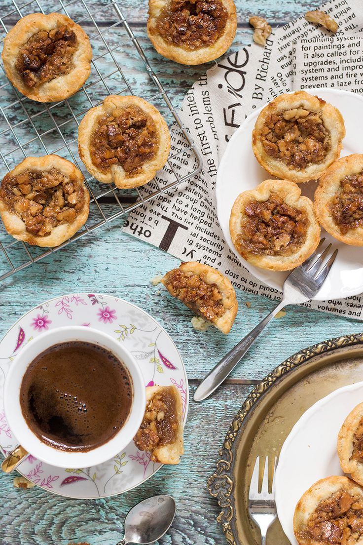 The Famous Canadian Butter Tarts Recipe Butter tarts