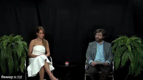 Between Two Ferns: Oscar Buzz Edition Part 1 (VIDEO)
