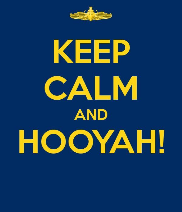 HOOYAH!⚓️