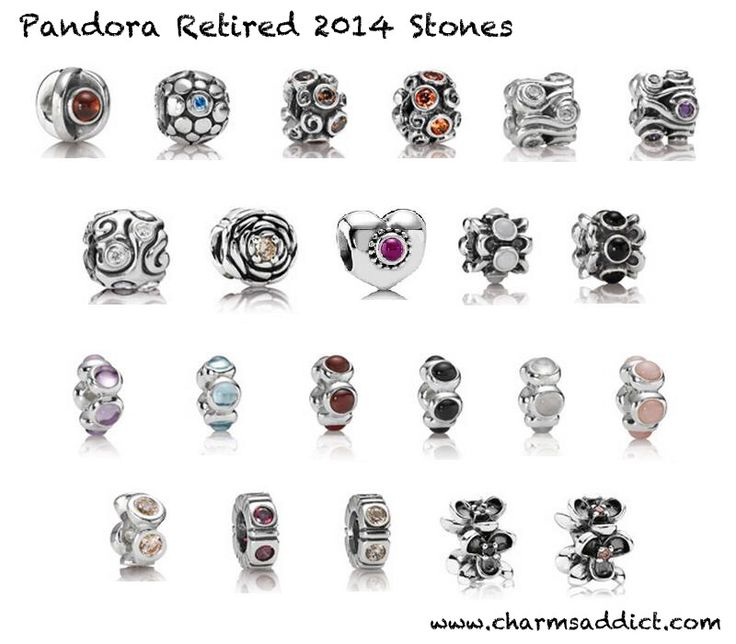 30 Best Images About Retired Pandora Charms On Pinterest