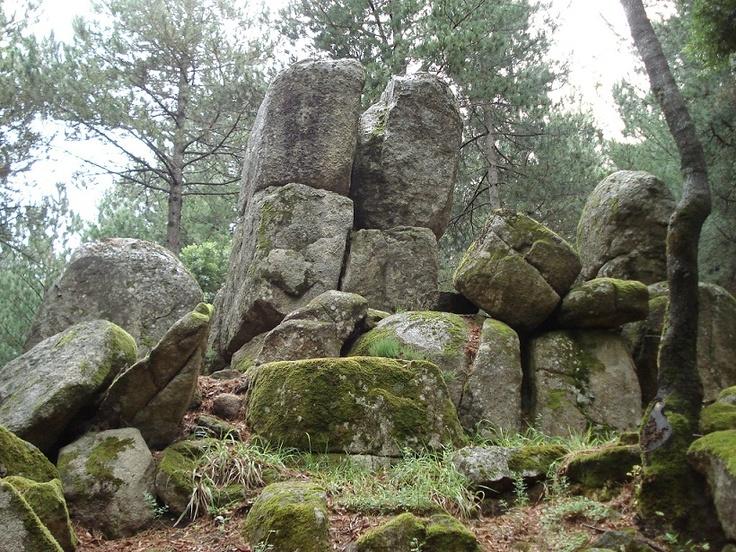megaliths of ancient Pelasgian civilization