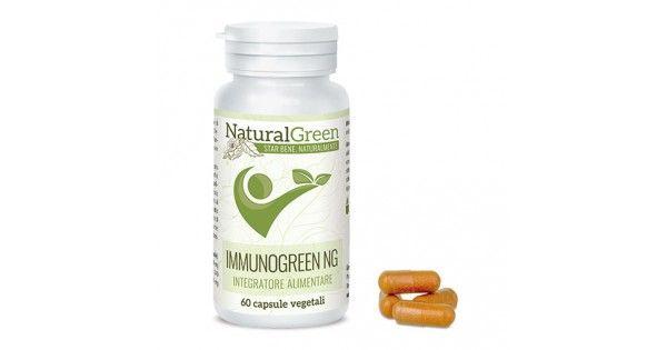 Immunogreen è utile per rafforzare il sistema immunitario, grazie alla presenza…