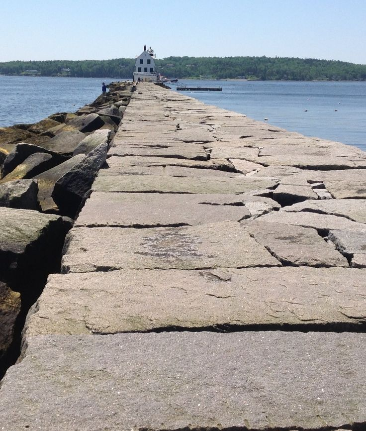 Dream Kitchen Rockland Maine: 58 Best Maine Lighthouses Images On Pinterest