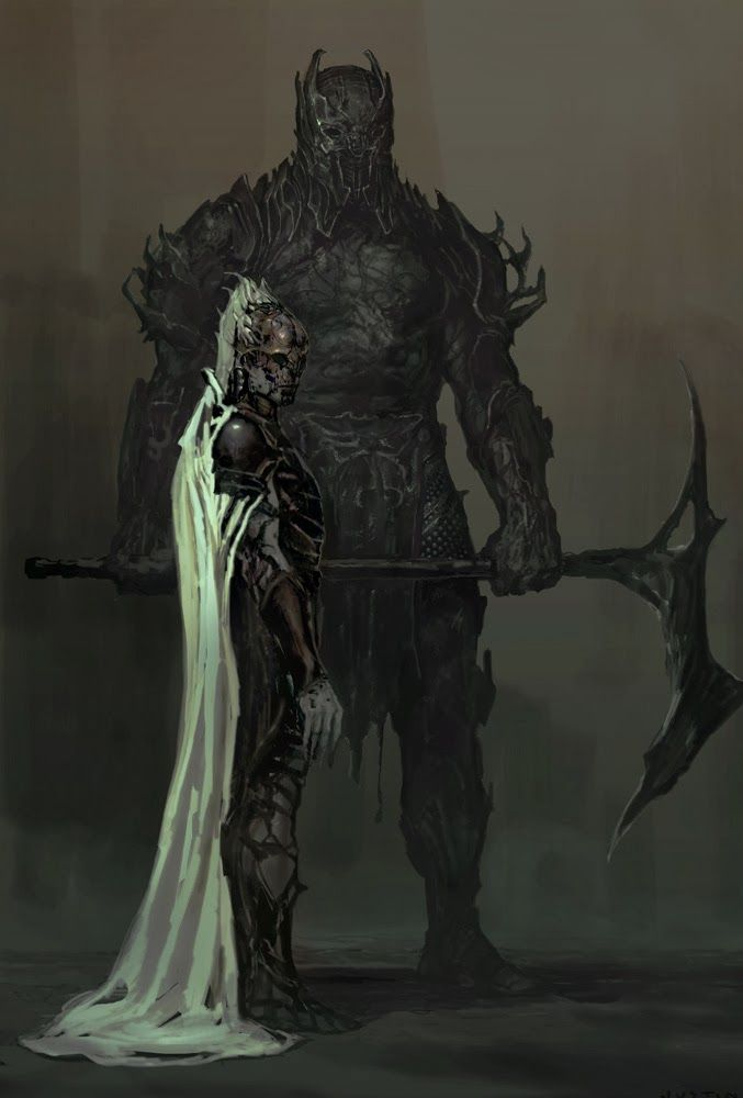 The Dark Elves are a primordial race of dark beings from the obscure world of Svartalfheim who predate the current universe itself. They're enemies to the Asgardians and all life of this universe. Their primary goal is to convert the universe back into a state of eternal darkness for their people, for they believe the current universe to be poisonous, that it was never meant to be.