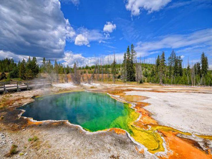 Yellowstone, Etats-unis