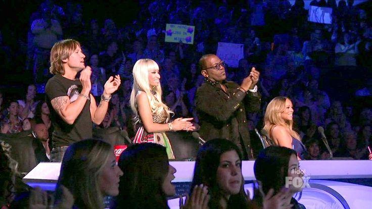 Keith Urban Photo - American Idol Season 12 Episode 30