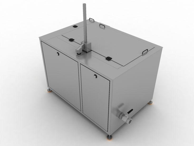 GTS-42 420 Litros 4500 Vatios de Ultrasonidos 7500 Vatios de Calentamiento Medidas Internas: 1100 x 750 x600 Medidas Útiles: 1080 x 610 x 440 Capacidad de carga: 320 Kilos