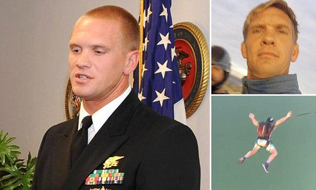 Navy SEAL dies in recreational skydiving accident | Daily Mail Online