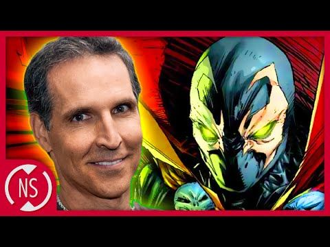 TODD MCFARLANE Gets Sued for MILLIONS Over a SPAWN Character! || NerdSync - YouTube