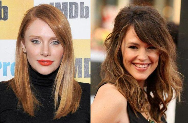 New hairstyles for big foreheads women. About 30+ haircut ideas for big forehead ladies, Wavy, Updo, Bob With Side Fringe and more hairstyles. #womenh...