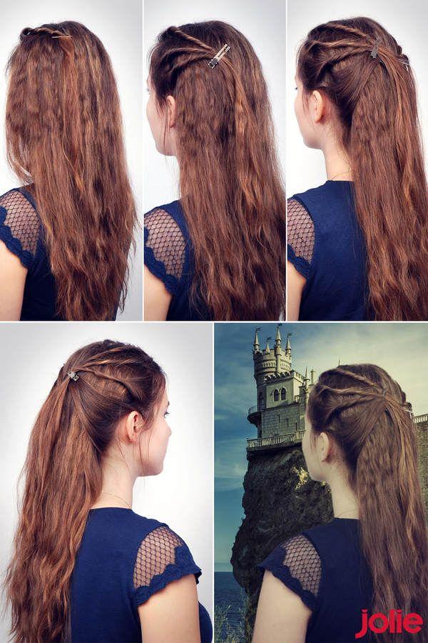 11 best game of thrones frisuren images on pinterest hair ideas hairdos and long bob. Black Bedroom Furniture Sets. Home Design Ideas