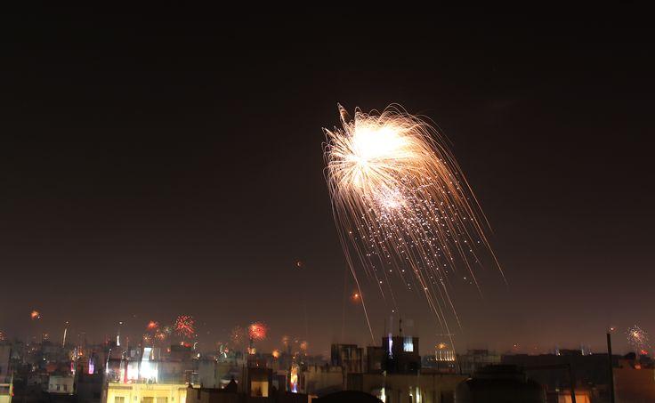 #diwali #light #firecracker #rajkot #gujarat