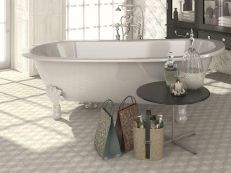 Meer dan 1000 afbeeldingen over Badkamer tegels op Pinterest ...