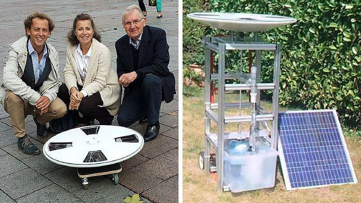 Il peut fonctionner 25 ans sans interruption... et sans carburant ! Une solution 100% adaptée aux besoins de notre époque et de notre avenir.