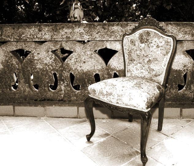 Muebles y detalles de #CanMontmeló