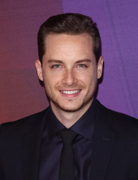 Actor Jesse Lee Soffer from 'Chicago PD' attends the 2014 NBC Upfront Presentation at The Jacob K Javits Convention Center on May 12 2014 in New York...