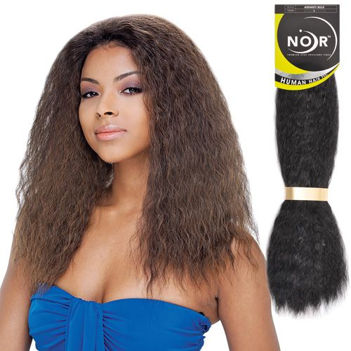 Synthetic Hair Braids Janet Collection Noir Ashanti Bulk