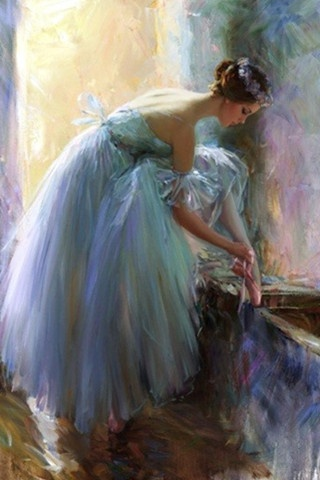 ElegantArtists, Ballet Dancers, Art Museums, Colors, Beautiful, Ballet Painting, Ballet Shoes, Constantin Lvovich, Ballerinas Painting