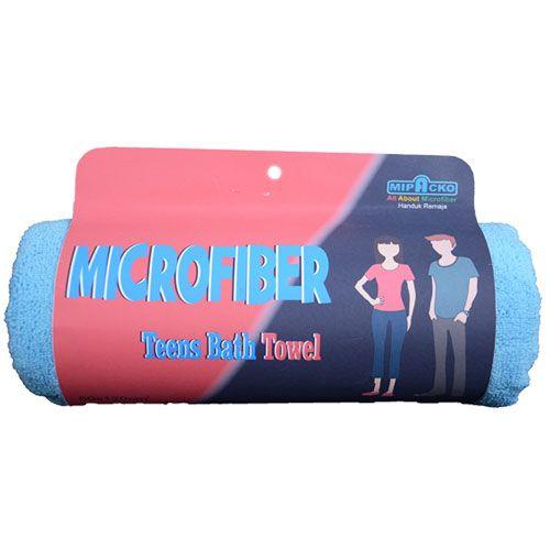 GEBYAR CUCI GUDANG PROMO BESAR BESARAN !!! Handuk Mandi Microfiber Remaja grade B, Handuk mandi dengan tingkat serap yang tinggi membuat Anda tidak perlu susah payah mengeringkan tubuh, cukup dengan sekali usap air akan terserap, selain itu Handuk Microfiber mempunyai elektro statis magnetik yang bisa mengangkat sel kulit mati pada tubuh, sehingga setelah menggunakan Handuk Mandi Microfiber kulit Anda akan terasa segar dan fresh, pesan sekarang juga di WA 0821 2661 7010