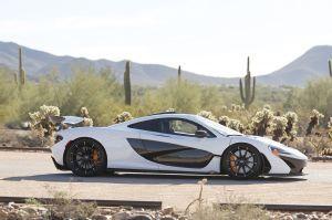 McLaren P1 Sets Record Sale Price At Bonhams' 2016 Scottsdale Auction. Instant classic.