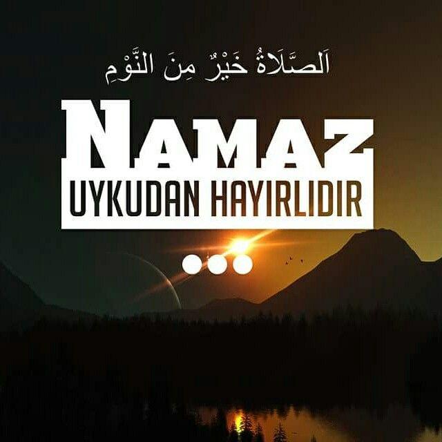 Namaz uykudan hayırlıdır...  #namaz #uyku #hayırlı #ibadet #dua #amin #salah #sabah #sabahnamazı #islam #müslüman #türkiye #istanbul #eyüpsultan #rize #trabzon #fatih #ilmisuffa