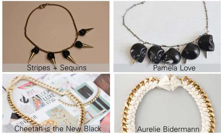 The 20 Best DIY Jewelry Knock Offs TutorialsDiy Jewely, Jewelry Tutorials, Jewelry Crafts, Necklaces Jewelry, Diy Jewelry, Worth Replication, Jewelry Knock, Design Worth, Arras Oasap