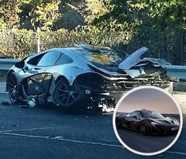 Top 10 Most Expensive Luxury Car Crashes In The World
