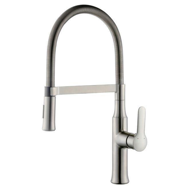 """""""Toribo"""" 1-Handle Kitchen Faucet at RONA"""