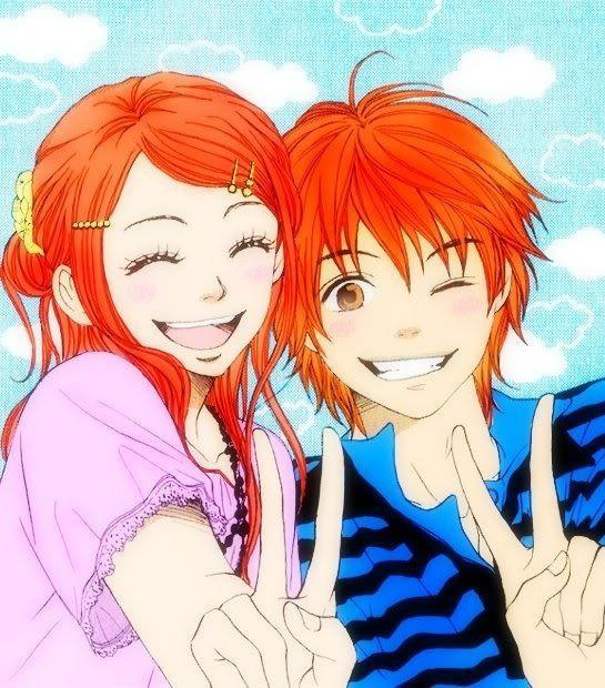Lovely complex este es uno los animes que mas he amado!!!!!