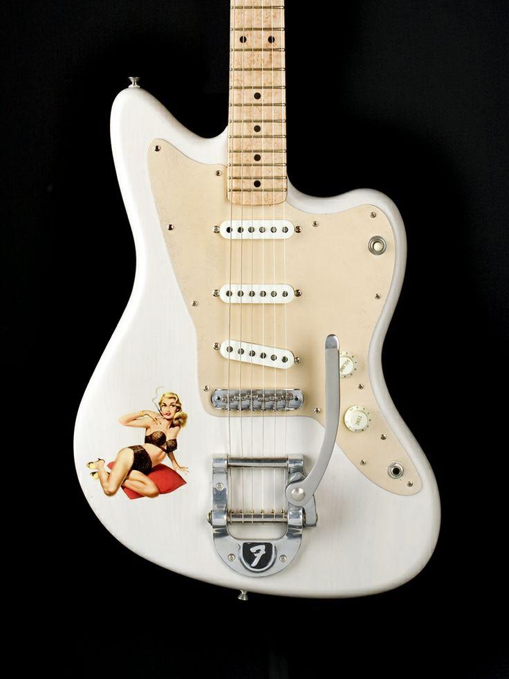 57 best Fender Custom Shop images on Pinterest   Fender guitars ...