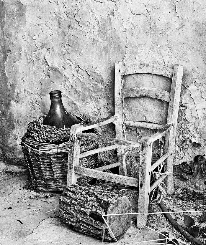 old chair... #chair