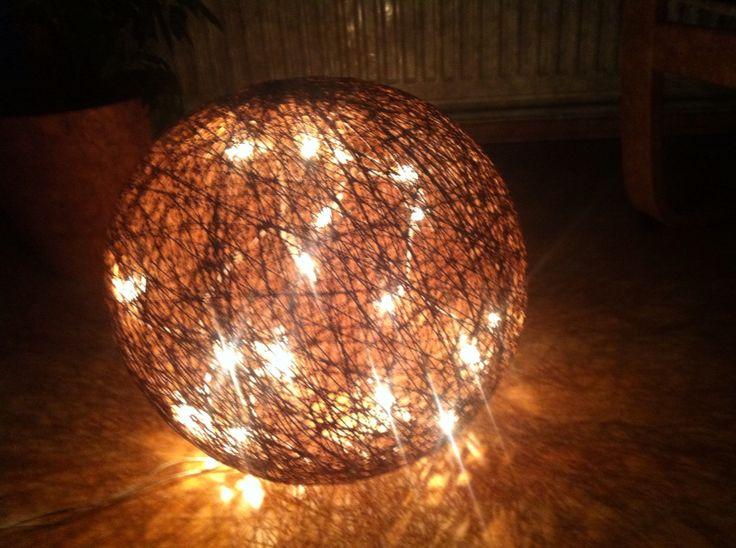 Deko-Leuchtkugel