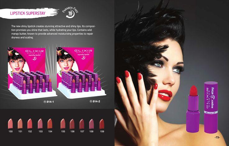 Elixir London Lipstick