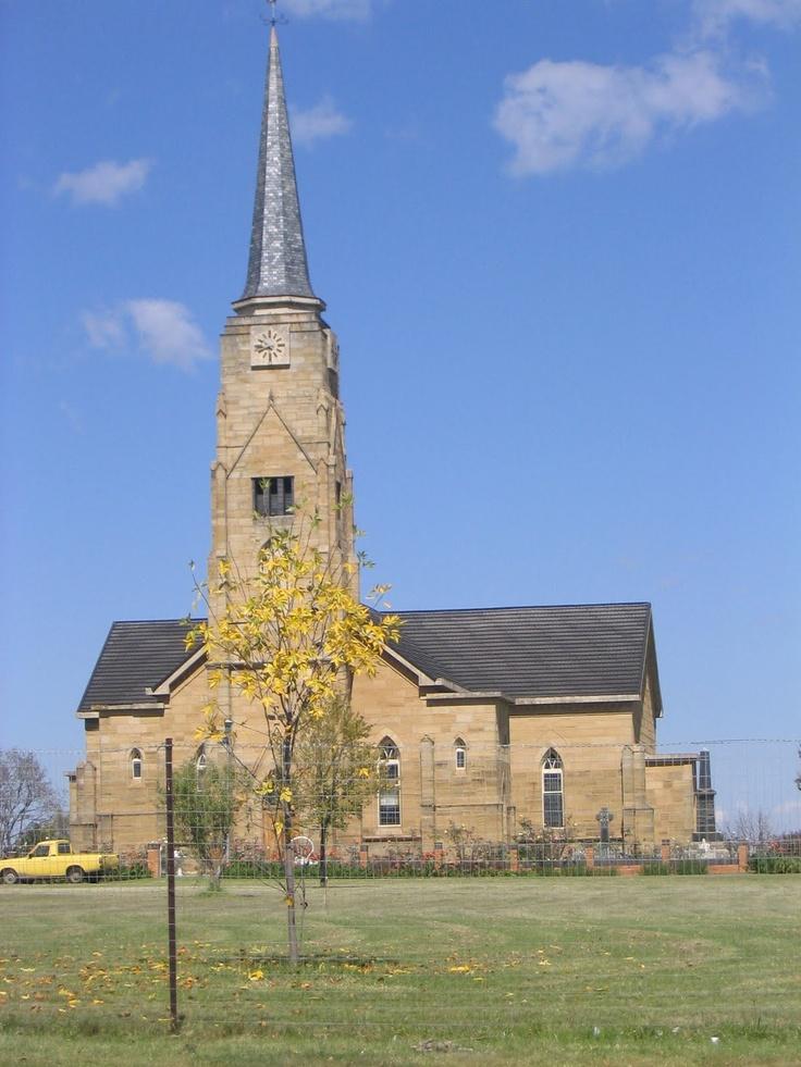 NG Kerk Wakkerstroom