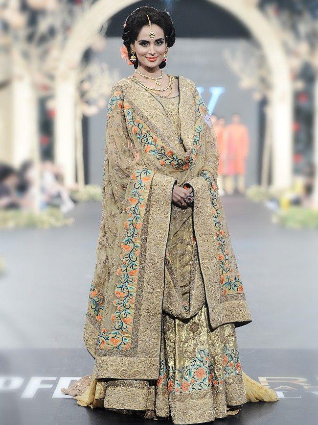HSY Clothing - Sharara, Pakistani