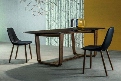 Wooden Dining Room Tables Oval From Year