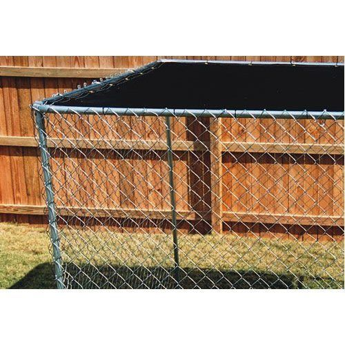 Dog Kennel Shade Cover Royal Blue 5'8''x12' - http://www.thepuppy.org/dog-kennel-shade-cover-royal-blue-58x12/